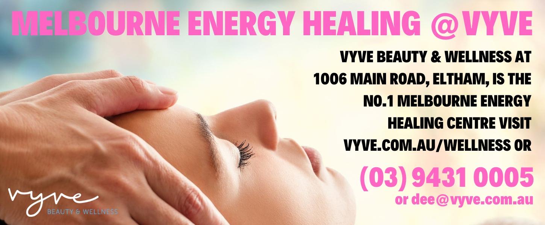 Melbourne energy healing Vyve